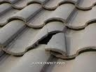 Broken Roof Tile Picture