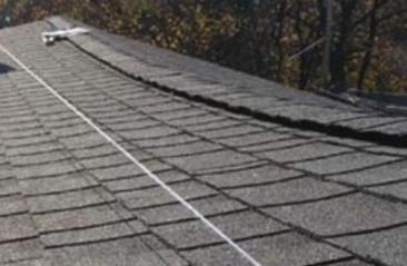 Sagging Roof Deformation