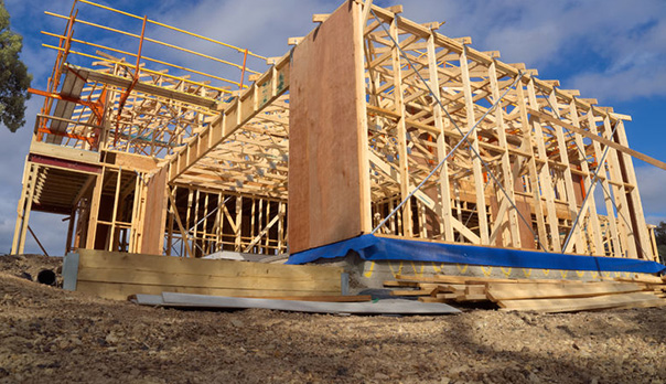 Building Inspections When Building a House From Ground Up