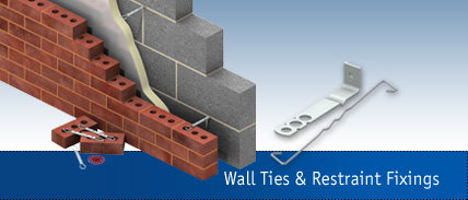 Cavity Wall Ties Picture