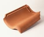 Terracotta Roof Tile Picture